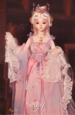 1/3 Bjd Doll 62cm Sd Ensemble Complet Vêtements Outfit Main Filles Mas X-cadeau Jeux D'enfants