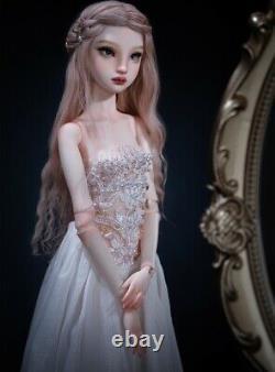 1/4 Bjd Doll Anime Figure Full-set Msd Resin Toys Kids Surprise Gifts For Girls