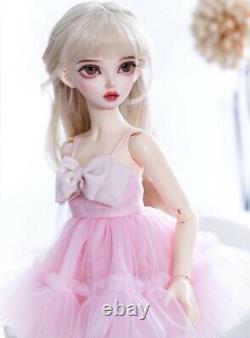 1/4 Bjd Nude Doll Anime Figure Full-set Msd Resin Toys Kids Girls Surprise Cadeaux