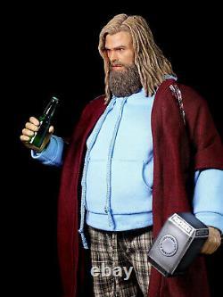 1 /6 Accessoire Masculin Woo Toys Wo-004 Woo004 Fat Viking Thor Action Figure Modèle
