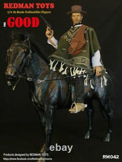 1/6 Échelle Redman Jouets Rm042 Le Good Man Action Figure Collection Ensemble Complet