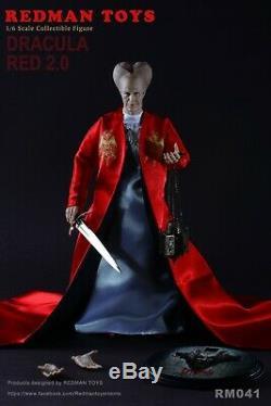 1/6 Échelle Redman Toys Dracula Gary Oldman Rm041 Action Figure Ensemble Complet