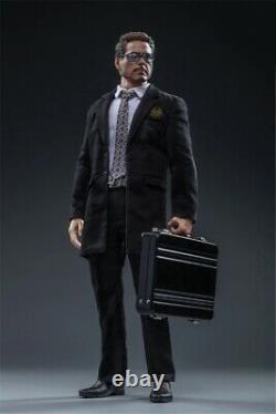 1/6 Échelle Tony Stark Iron Man Full Set 12 Figures D'action Jouet Avengers Grande Légende