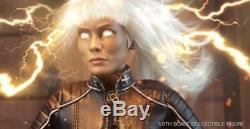 1/6 Figure Super-héros Tempête Hommes X Ensemble Complet De Jouets Chauds Halle Berry USA En Stock