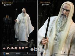 1 / 6 Hot Figure Toys Asmus Saruman Lotr Lord Rings Full Set Rare Hobbit