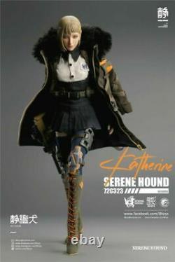 1/6 I8toys No. 72c323 Troupe De Cavalière De Katherine Serene Femelle Figure Ensemble Complet