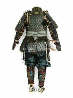 1/6 Jeu D'échelle Brave Corps Masculin Samurai Avec Ensemble Complet D'armure Samurai