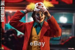 1/6 Le Joker Comedian Jouets Era Pe004 Jacques Ensemble Complet Action Male Figure