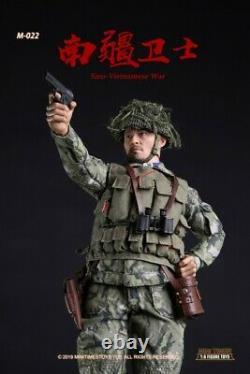 1/6 Mini Fois Jouets M022 Sino-vietname War Figurine Ensemble Complet