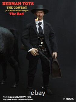 1/6 Redman Jouets Rm034 Le Bad Boy La Vache Ensemble Complet Modèle De Jouet