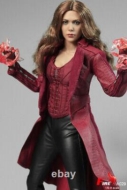 1/ 6 Scale Fire A029 Scarlet Witch 3.0 Solider Figure Full Set Doll New Toy