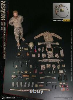 1/6 Soldier Action Figure Dam 78065 Nswdg Doll Model Toy Collection Ensemble Complet