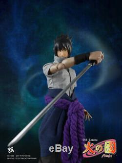 1/6 Tittoys Tt008 Naruto Sasuke Action Figure Set Pour Les Jouets Pleine Kid 12 '' Modèle