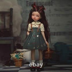 10'' 1/6 Mini Msd Résine Vira Cute Bjd Jointed Doll Full Set Anime Figurine Jouets
