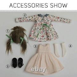 11'' 1/6 Bjd Resin Viki Jointed Barbie Doll Body Full Set Freestyle Makeup Toys