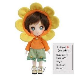 13cm Tiny Angel 1/11 Bjd Poupée Suitsu Fullset Jouets En Résine Anime Pour Enfants Cadeau Bricolage
