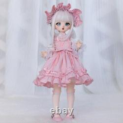 15'' Fantasy Princesse 1/4 Bjd Poupée Momoko Fullset Jouet En Résine Anime Enfants Bricolage Cadeau