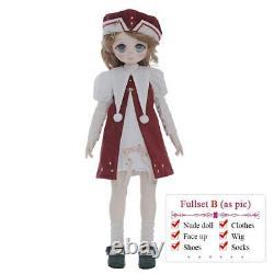 15'' Japonais Angel 1/4 Bjd Poupée Tamako Fullset Jouets En Résine Anime Pour Enfants Cadeau Bricolage