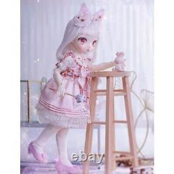 15'' Petit Ange 1/4 Bjd Poupée Mignon Nanako Fullset Jouet En Résine Anime Enfant Bricolage Cadeau