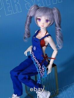 16'' 1/4 Mini Msd Resin Saya Supermodel Bjd Jointed Doll Body Full Set Anime Toy