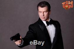 16 Agent James Bond Pierce Brosnan Mi6 Paul Ensemble Complet D'action Figure 12 '' Toy Nouveau