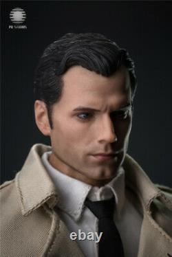 16 Figurine D'action Masculine Superman Collectable Doll Cadeau Complet Modèle 12in