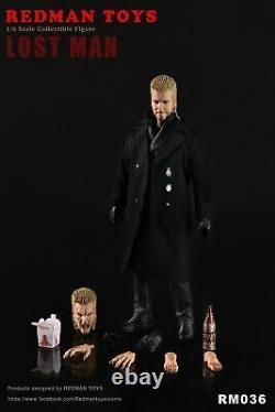 16 Jouets Redman Homme Action Figurine Le Lost Boy Doll Full Set Collection Modèle