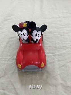 2020 Mcdonalds Mickey Minnie Runaway Railway Happy Meal Toys Ensemble Complet (scellé)