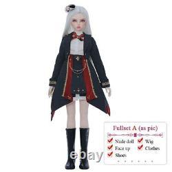 22'' Fantasy Angel 1/3 Bjd Doll Maruu Fullset Jouets En Résine Anime Pour Enfants Cadeau De Bricolage