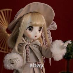 38.8cm Fée Japonaise Nanako 1/4 Bjd Poupée Jouets En Résine Animé Enfant Cadeau Bricolage