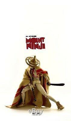 3a Threea 16 Montage Ninji & Da Time Kid Nice Ensemble Complet D'action Figure Toy