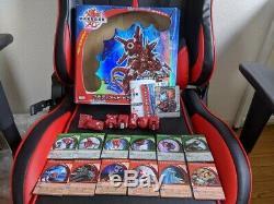 46 Dragonoid Bakugan Dragonoid Lot Complet Jeu De Cartes Jouet Carte