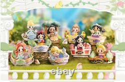 52jouets X Disney Princess Leisure Time One Blind Box/full Set De 8