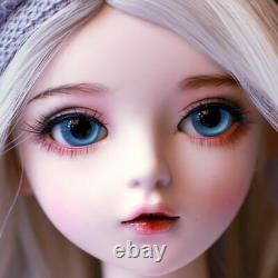 60cm 1/3 Ball Jointed Bjd Doll Girl Toy Full Set Outfit Amovable Eyes Wig Shoes 60cm 1/3 Ball Jointed Bjd Doll Girl Toy Full Set Outfit Amovable Eyes Wig Shoes 60cm 1/3 Ball Jointed Bjd Doll Girl Toy Full Set Outfit Amovable Eyes Wig Shoes 6