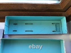 À Proximité De Mint Dinky Toys 986 Mighty Antar + Propeller Full Set Vintage Antique Lot
