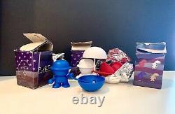 Angels & Airwaves Poet Toy Full Set Rouge Blanc Bleu Tom Delonge Blink 182 Rare