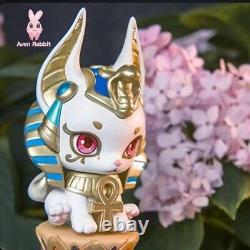 Anime Aaru Garden Sphinx Boîte De Chien Aveugle Jouet D'art Mignon Figurine Poupée 1pc Ou Set