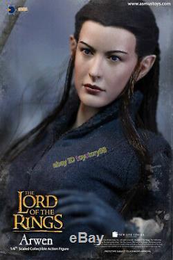 Asmus Jouets Lotr021 Le Seigneur Des Anneaux Arwen Princesse Elfe 1/6 Action Figure