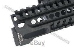 Asura Dynamics B30 + B31 Cadrage En Pied Set Rail Pour Aeg Ik / Gbb (jouet)