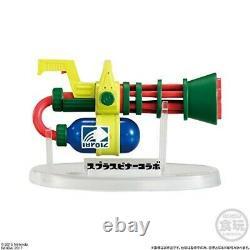 Bandai Splatoon Buki Arme Collection 2 8 Pack Ensemble Complet Candy Toy Nouveau