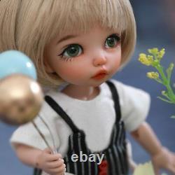 Bjd Baby Doll Nu Msd Résine Jouets De Bricolage Figurine Filles Présenter Cadeaux Pour Enfants