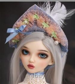 Bjd Doll Girl Fairyland Princess 1/4 Ball Joint Freestyle Face Up Full Set Jouet