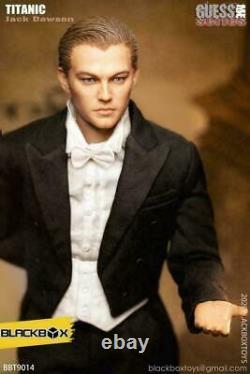 Blackbox 1/6 Échelle Jack Leonardo Man Suit 12 Ver. Figure Full Set Toy Bbt9014a