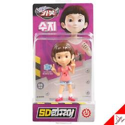 Bonjour Carbot Figure 3d Sd Mini Character Collection Toy-13 Characters / 2.8 Pouces