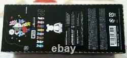 Bt21 Bear Brick 10 Pièces Full Set Bearbrick Berbrick Medicom Toy Japan Import