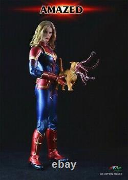By-art By-012 1/6 Scale Amazed 12 Action Figure Full Set Doll New Toy