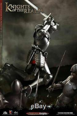 Coomodel Se037 1/6 Chevaliers Des Rois Realm La Garde Deadpool Figure Ensemble Complet De Jouets
