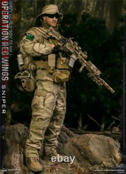 Damtoys 16th 78085 Seals Navy Sdv Équipe 1 Sniper Jouet De Figurine Complet Pour Sniper