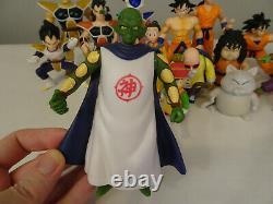 Dragonball Z Ensemble Complet De 17 Figures D'action Dbz 1989 Ab Toys Rare