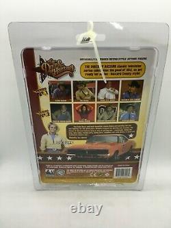 Dukes Of Hazzard Figures Toy Co Series 1 Ensemble Complet Bo Luke Boss Hogg Rosco Nouveau